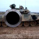 Фантазии Украины добрались и до Индийских Т-90С.