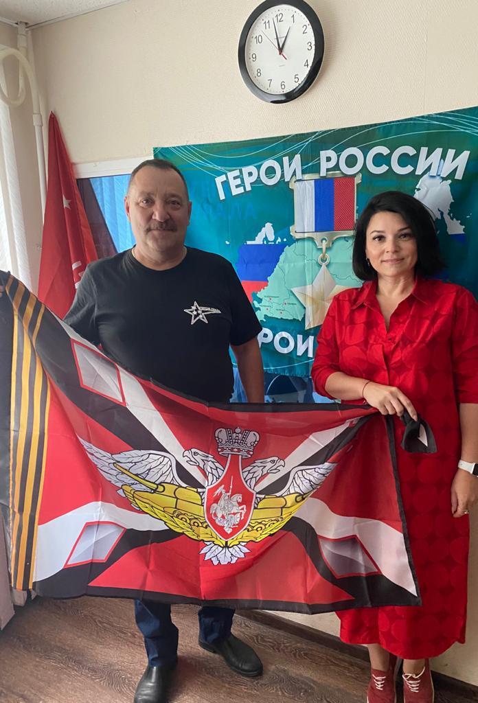 Роман Александрович Шадрин - герой РФ