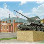 Выпуск в Казанском танковом училище (Видео)